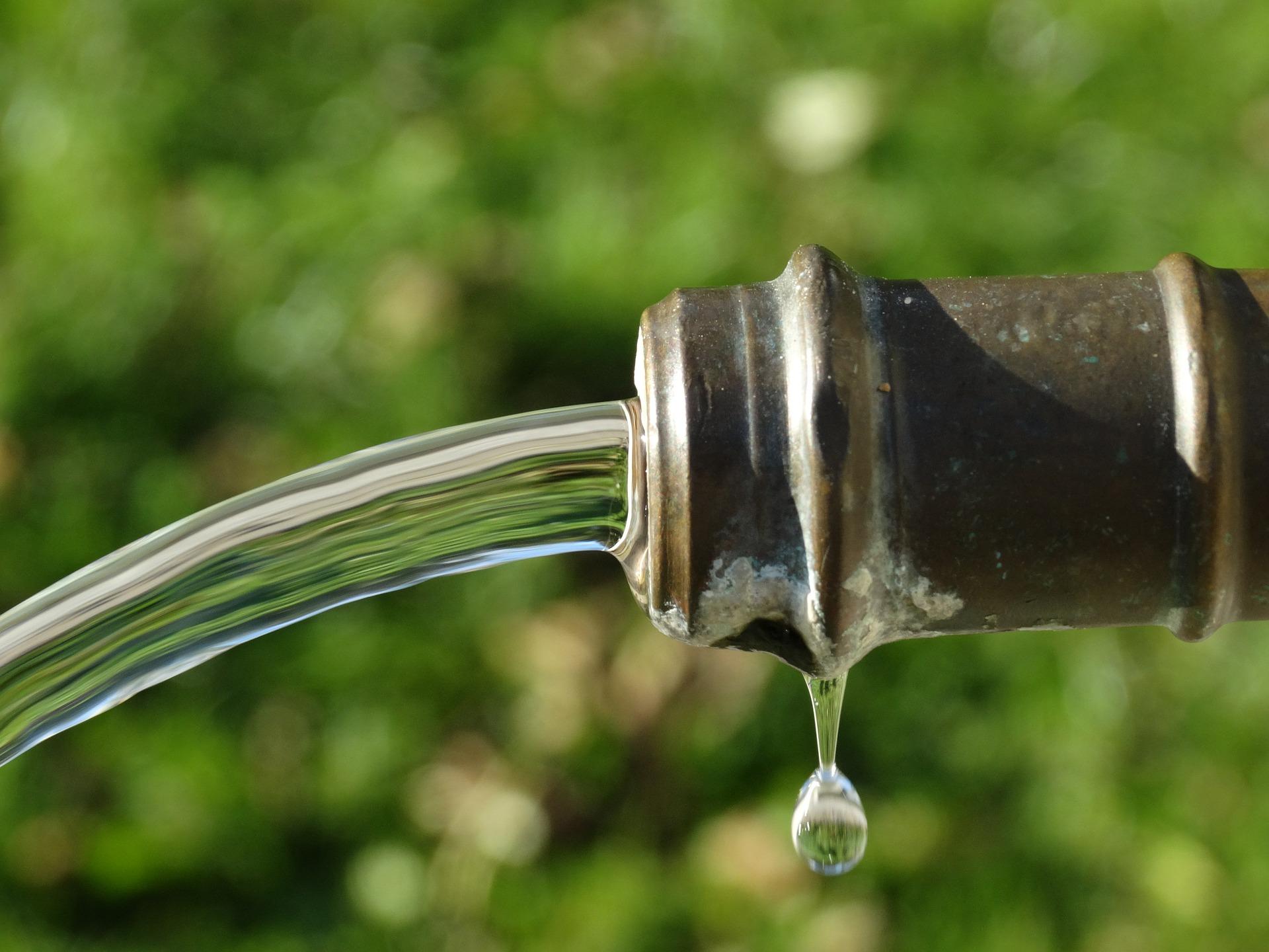 A distribuição de água potável nas regiões do nordeste