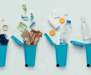 7 passos para uma vida mais sustentável através da reciclagem