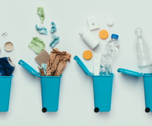 Conheça os tipos de reciclagem de materiais