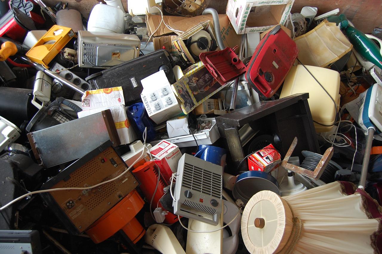 O impacto do lixo eletrônico no meio ambiente