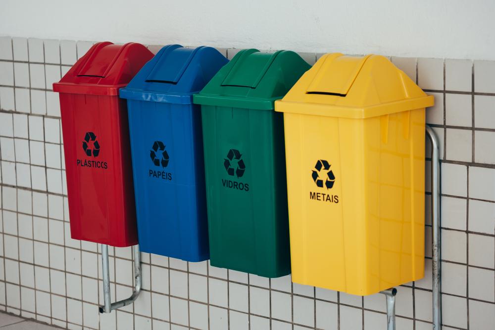 Reciclagem e coleta de resíduos