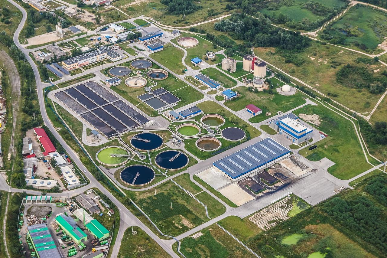 A importância das estações de tratamento de água
