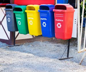 Coleta seletiva para um mundo sustentável